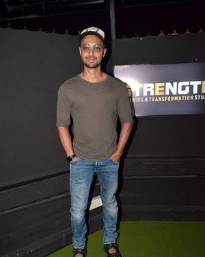 Aayush Sharma - Photos: Celebs At The Launch Of RD Fitness At Ramee Hotel | Picture 1714470