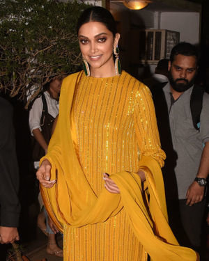 Photos: Deepika Padukone At The Press Club Calendar 2020 Launch | Picture 1714595