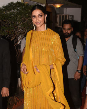 Photos: Deepika Padukone At The Press Club Calendar 2020 Launch | Picture 1714599