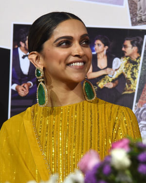 Photos: Deepika Padukone At The Press Club Calendar 2020 Launch | Picture 1714593