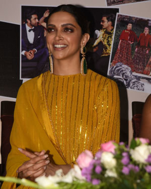 Photos: Deepika Padukone At The Press Club Calendar 2020 Launch | Picture 1714602