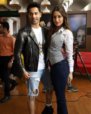 Photos: Promotion Of Film Street Dancer 3D At Radio Mirchi Office | Picture 1714672