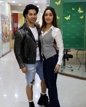 Photos: Promotion Of Film Street Dancer 3D At Radio Mirchi Office | Picture 1714681