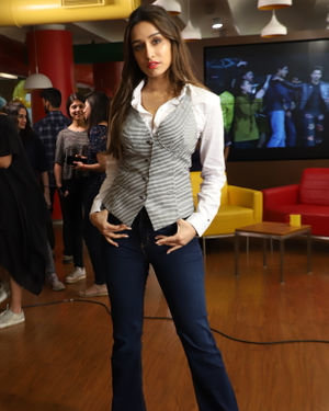 Shraddha Kapoor - Photos: Promotion Of Film Street Dancer 3D At Radio Mirchi Office | Picture 1714676