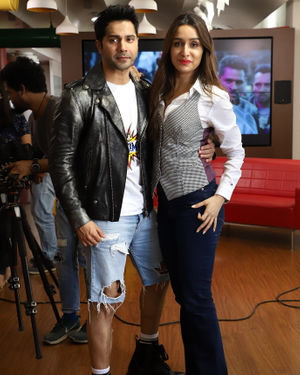 Photos: Promotion Of Film Street Dancer 3D At Radio Mirchi Office | Picture 1714671