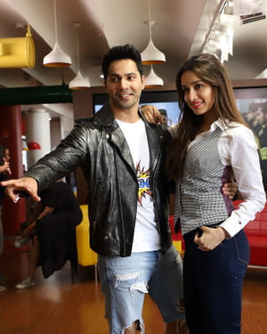 Photos: Promotion Of Film Street Dancer 3D At Radio Mirchi Office | Picture 1714673