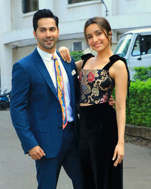 Photos: Promotion Of Film Street Dancer On The Sets Of Indian Idol 11   Picture 1714717