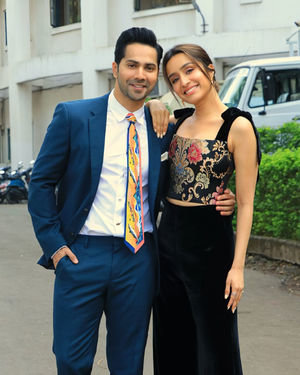 Photos: Promotion Of Film Street Dancer On The Sets Of Indian Idol 11   Picture 1714718
