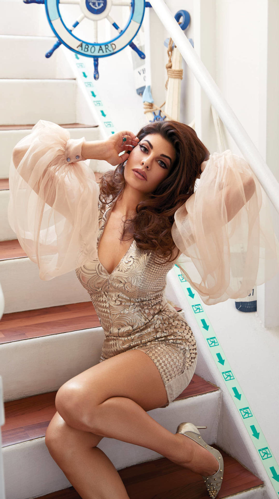 Jacqueline Fernandez For Hello India 2020 Photoshoot   Picture 1714747