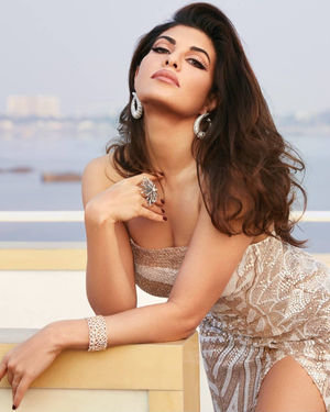 Jacqueline Fernandez For Hello India 2020 Photoshoot