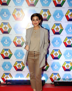 Sonali Bendre - Photos: Celebration Of 50th Foundation Day Of Jamnabai Narsee School