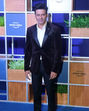Manoj Bajpai - Photos: Celebs At Jeff Bezos Welcome Bash