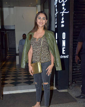 Krystal D'Souza - Photos: Celebs Spotted At Bastian In Bandra
