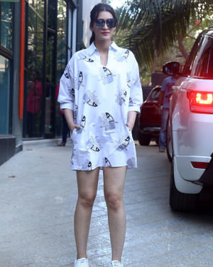 Kriti Sanon - Photos: Celebs Spotted At Maddock Office In Santacruz | Picture 1715149