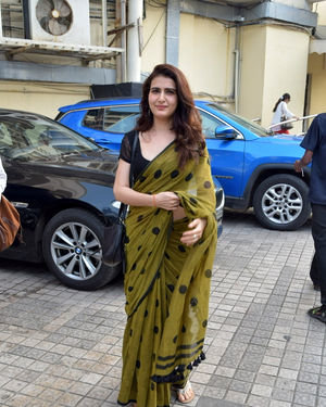 Fatima Sana Shaikh - Photos: Celebs Spotted At Pvr Juhu   Picture 1715039