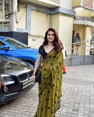 Fatima Sana Shaikh - Photos: Celebs Spotted At Pvr Juhu   Picture 1715036