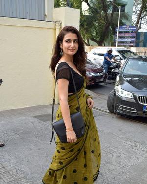 Fatima Sana Shaikh - Photos: Celebs Spotted At Pvr Juhu   Picture 1715041