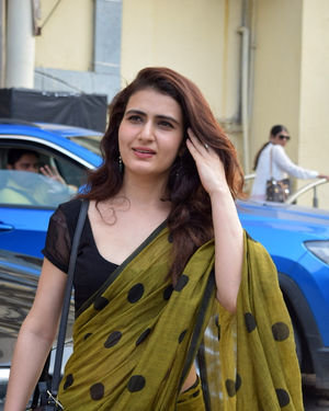 Fatima Sana Shaikh - Photos: Celebs Spotted At Pvr Juhu