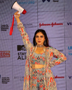 Bhumi Pednekar - Photos: Launch Of MTV New Drama Series Nishedh | Picture 1715110