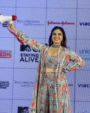 Bhumi Pednekar - Photos: Launch Of MTV New Drama Series Nishedh | Picture 1715092