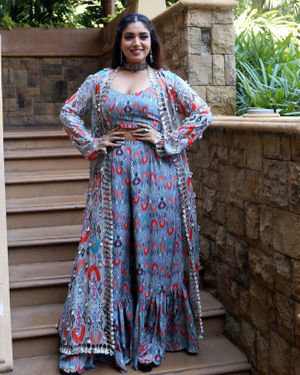 Bhumi Pednekar - Photos: Launch Of MTV New Drama Series Nishedh | Picture 1715093