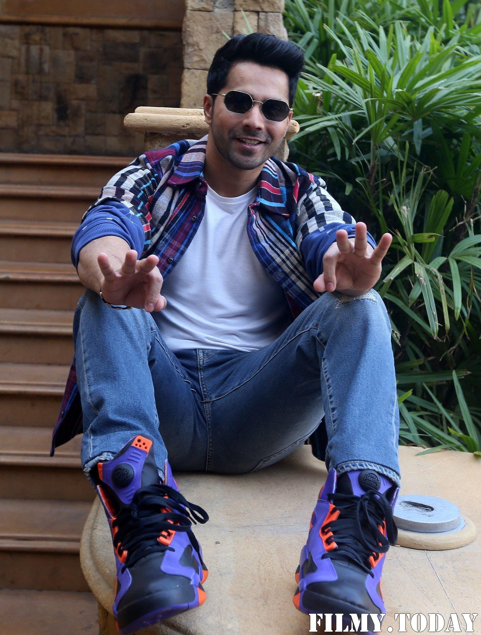 Varun Dhawan - Photos: Promotion Of Film Street Dancer At Jw Marriott   Picture 1714983