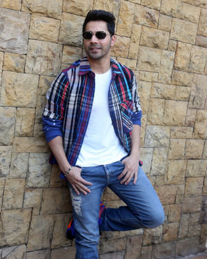 Varun Dhawan - Photos: Promotion Of Film Street Dancer At Jw Marriott | Picture 1714992
