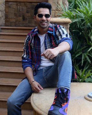 Varun Dhawan - Photos: Promotion Of Film Street Dancer At Jw Marriott | Picture 1714986
