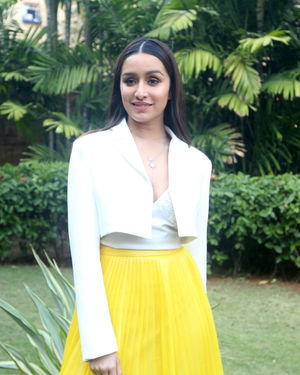 Shraddha Kapoor - Photos: Promotion Of Film Street Dancer At Jw Marriott