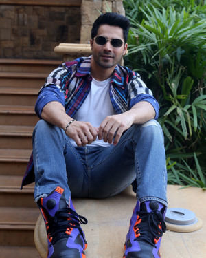 Varun Dhawan - Photos: Promotion Of Film Street Dancer At Jw Marriott | Picture 1714985