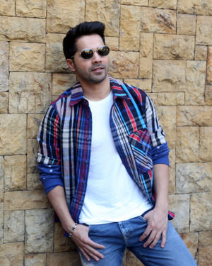 Varun Dhawan - Photos: Promotion Of Film Street Dancer At Jw Marriott