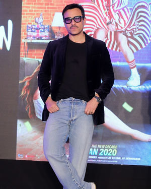 Saif Ali Khan - Photos: Song Launch Of Film Jawani Jaaneman At Hard Rock Cafe | Picture 1715059