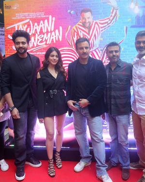 Photos: Song Launch Of Film Jawani Jaaneman At Hard Rock Cafe | Picture 1715056