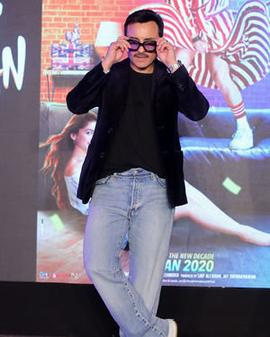 Saif Ali Khan - Photos: Song Launch Of Film Jawani Jaaneman At Hard Rock Cafe | Picture 1715060