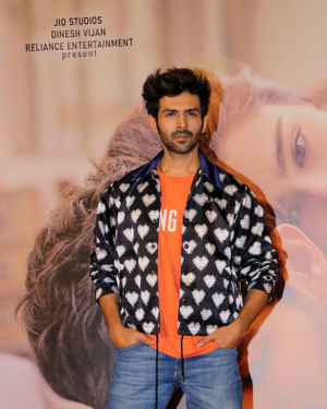 Kartik Aaryan - Photos: Trailer Launch Of Film Love Aaj Kal 2