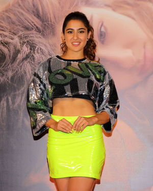 Sara Ali Khan - Photos: Trailer Launch Of Film Love Aaj Kal 2