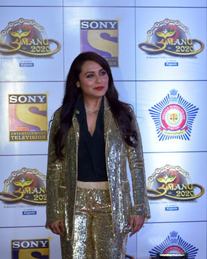 Rani Mukerji - Photos: Celebs At Umang Police Festival At Jio World Centre