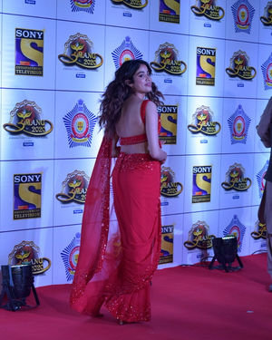Janhvi Kapoor - Photos: Celebs At Umang Police Festival At Jio World Centre | Picture 1716103