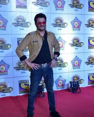 Anil Kapoor - Photos: Celebs At Umang Police Festival At Jio World Centre | Picture 1716238