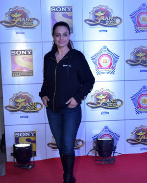 Ameesha Patel - Photos: Celebs At Umang Police Festival At Jio World Centre | Picture 1716204
