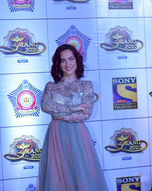 Elli Avram - Photos: Celebs At Umang Police Festival At Jio World Centre | Picture 1716160