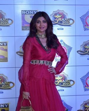 Shilpa Shetty - Photos: Celebs At Umang Police Festival At Jio World Centre