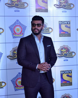 Arjun Kapoor - Photos: Celebs At Umang Police Festival At Jio World Centre   Picture 1716153