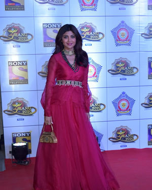 Shilpa Shetty - Photos: Celebs At Umang Police Festival At Jio World Centre | Picture 1716185