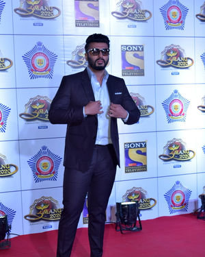 Arjun Kapoor - Photos: Celebs At Umang Police Festival At Jio World Centre   Picture 1716152