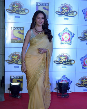Madhuri Dixit - Photos: Celebs At Umang Police Festival At Jio World Centre | Picture 1716223