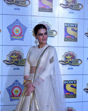 Kriti Sanon - Photos: Celebs At Umang Police Festival At Jio World Centre