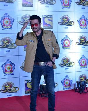 Anil Kapoor - Photos: Celebs At Umang Police Festival At Jio World Centre