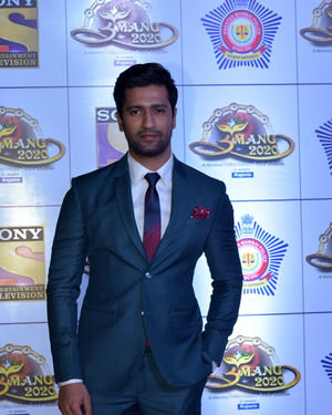 Vicky Kaushal - Photos: Celebs At Umang Police Festival At Jio World Centre   Picture 1716130