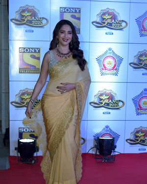 Madhuri Dixit - Photos: Celebs At Umang Police Festival At Jio World Centre | Picture 1716222